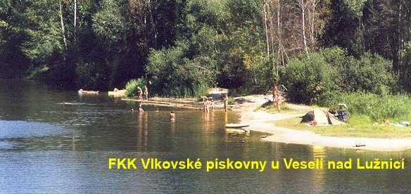 FKK Vlkovsk pskovny u Vesel nad Lunic