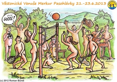 Naturistick Venue 2013